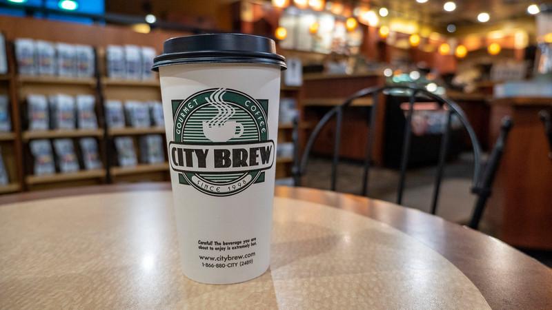 Montana Coffee Shops: City Brew  - Billings Coffee Shops