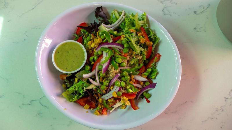 Vegan food in Billings MT: Well Pared
