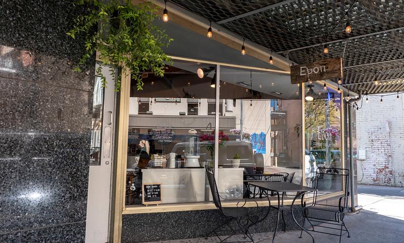 Ebon Coffee Collective  - Billings Coffee Shops