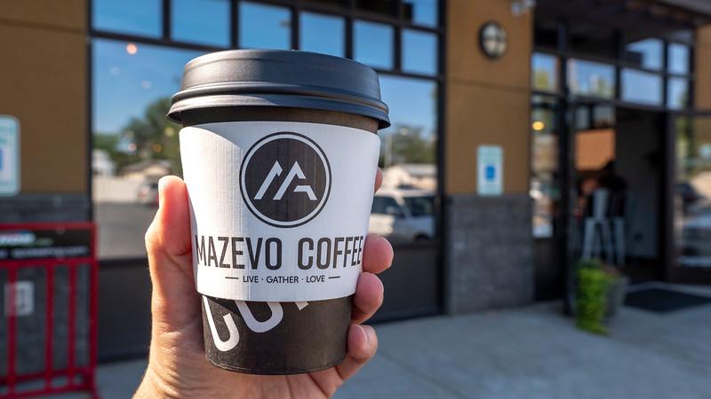Mazevo Coffee  - Billings Coffee Shops