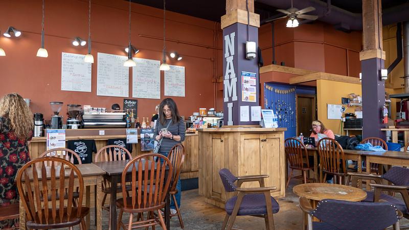 Rock Creek Coffee Roasters  - Billings Coffee Shops