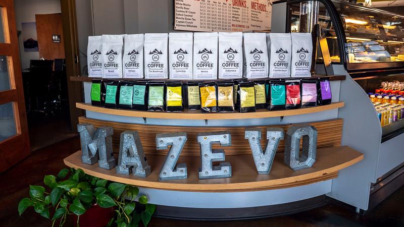 Mazevo Coffee