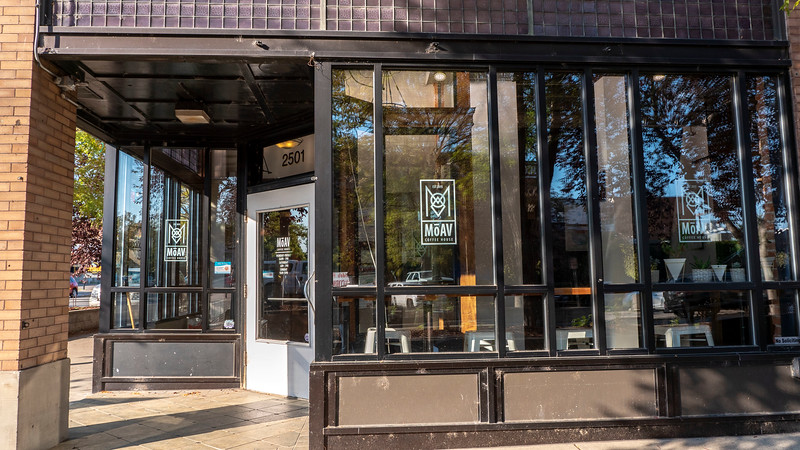 Legacy Coffee Roasters (Formerly Moav Coffee House)  - Billings Coffee Shops