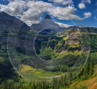 Logan Pass Going To The Sun Road Glacier Island What Is Fine Art Photography Stock - 017455 - 01-09-2015 - 11867x10902 Pixel