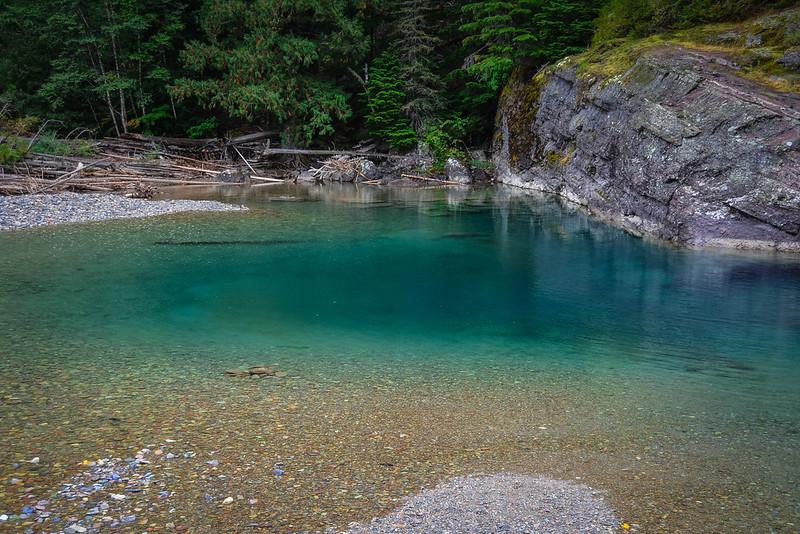 glacial pools