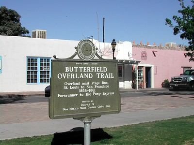 05 - Butterfield Trail