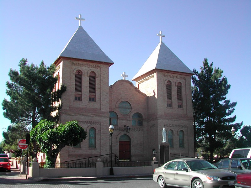 04 - San Albino Church, Mesilla
