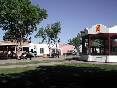 03 - La Mesilla Plaza