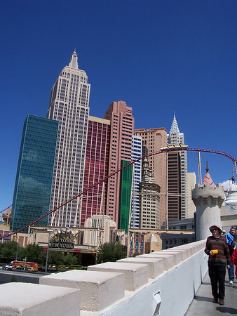 Las Vegas, Nevada - May 07