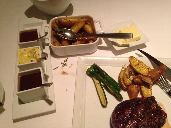 Biscayne Steak • Sea • Wine