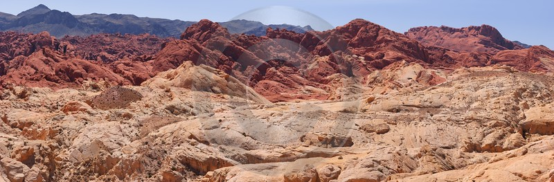 Valley Of Fire State Park Nevada Las Vegas Fine Art Stock Image Art Photography For Sale - 010827 - 25-09-2011 - 12417x4083 Pixel