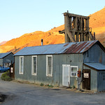 Yellow Jacket Mine – Virginia City, Nevada – Daily Photo