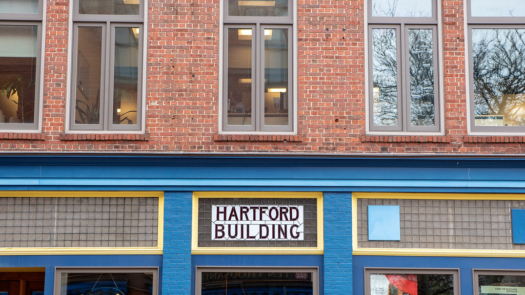 Hartford Building - Portsmouth New Hampshire