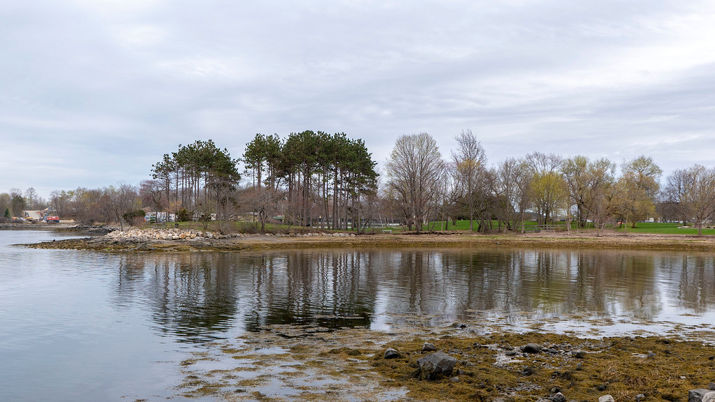 Peirce Island in Portsmouth New Hampshire - Things to do in Portsmouth