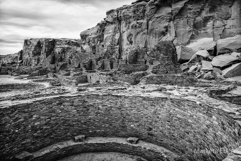 Pueblo Bonito kiva
