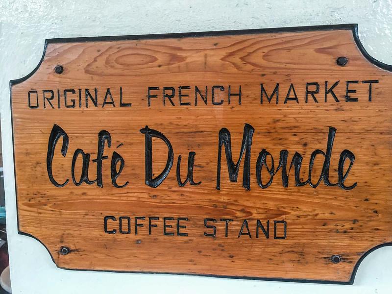 cafe du monde new orleans