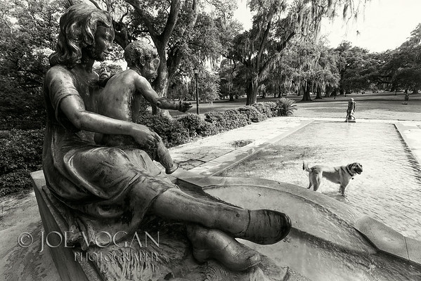 Audubon Park, New Orleans, Louisiana