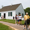 At Antietam National Battlefield - Dunker Church