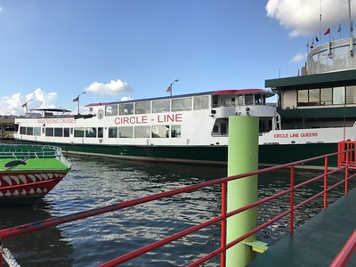 our 'Best of NY' cruise boat