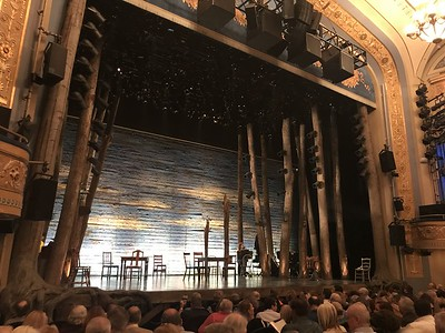 Come From Away - curtain call coming up