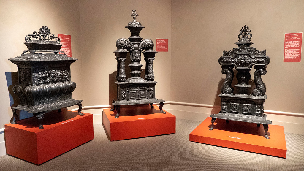 Albany Institute of History and Art - Cast Iron Stoves
