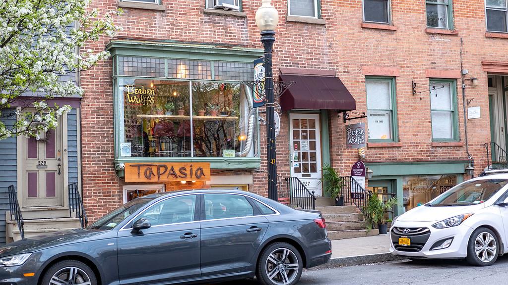Vegan eats in Albany: Berben & Wolff's