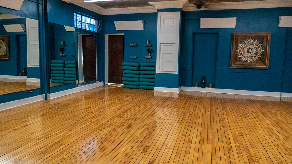 Fun things to do in Albany NY - Yoga class at Lark Street Yoga