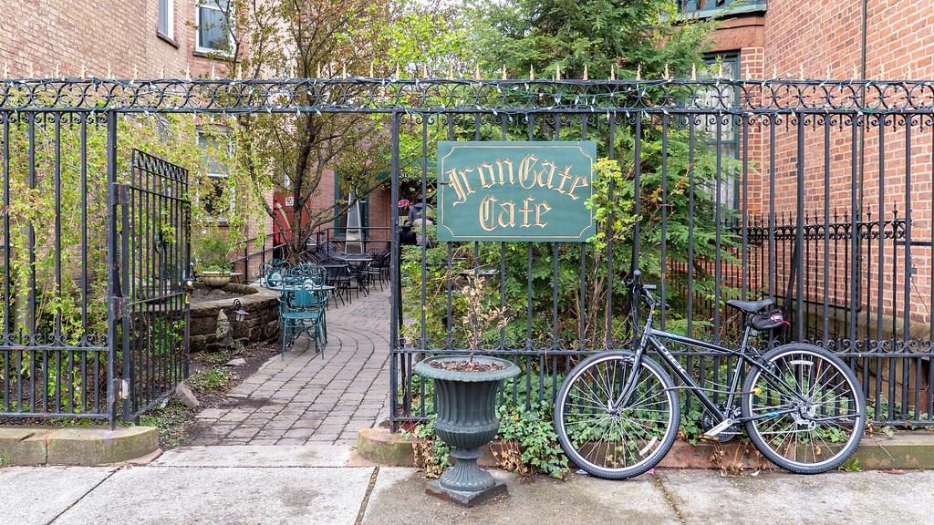 Iron Gate Cafe in Albany NY