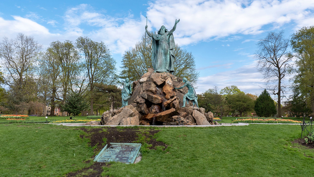 Albany Attractions - Washington Park