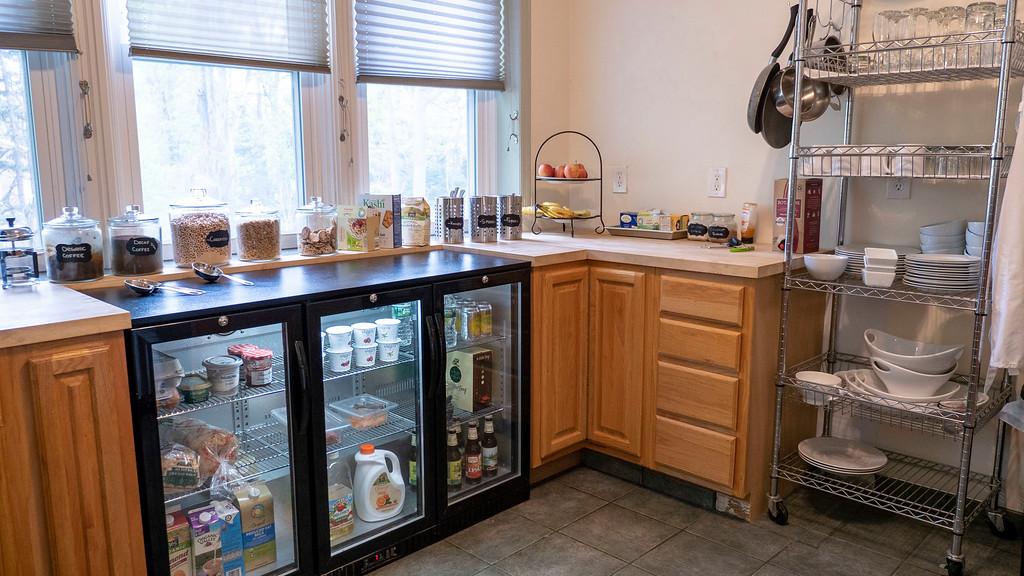 Washington Park Inn Albany NY - Fully stocked kitchen