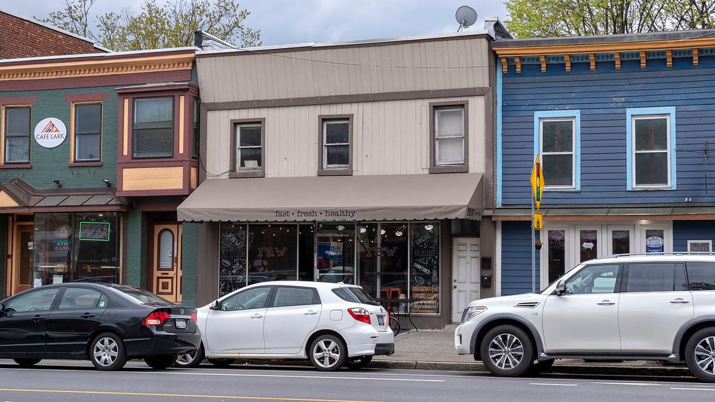 Raw Juice Bar in Albany NY