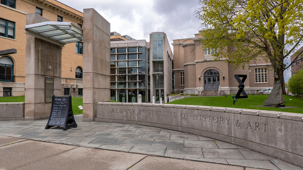 Albany Institute of History and Art - Exterior