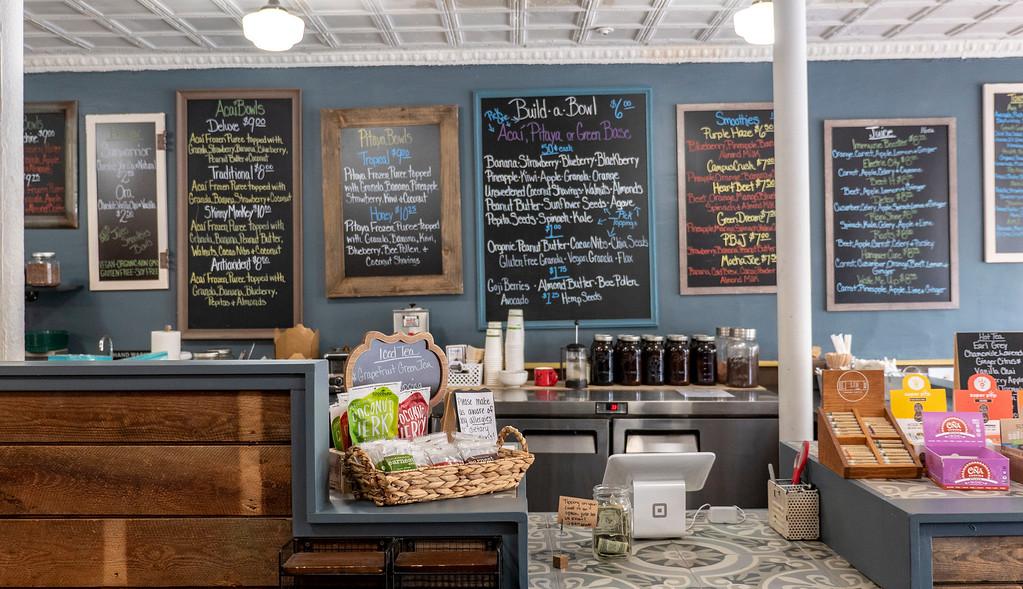 Raw Juice Bar in Albany NY - Menu