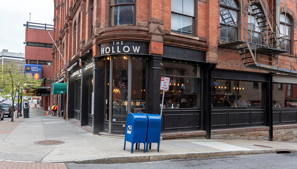 The Hollow Bar & Kitchen - Vegan food in Albany NY