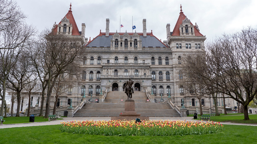 Fun things to do in Albany NY - New York State Capitol Building
