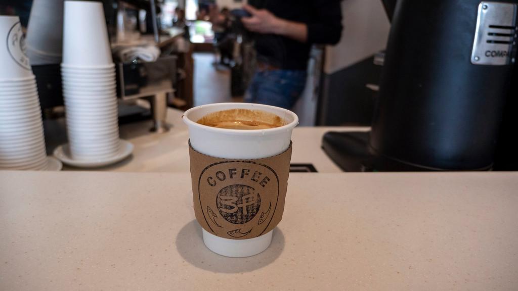 3Fish Coffee in Albany NY