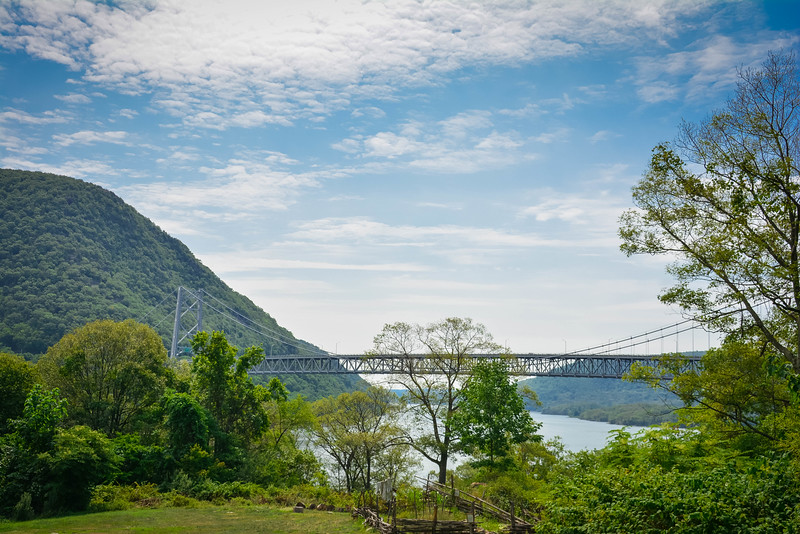 bear mountain suspension bridge