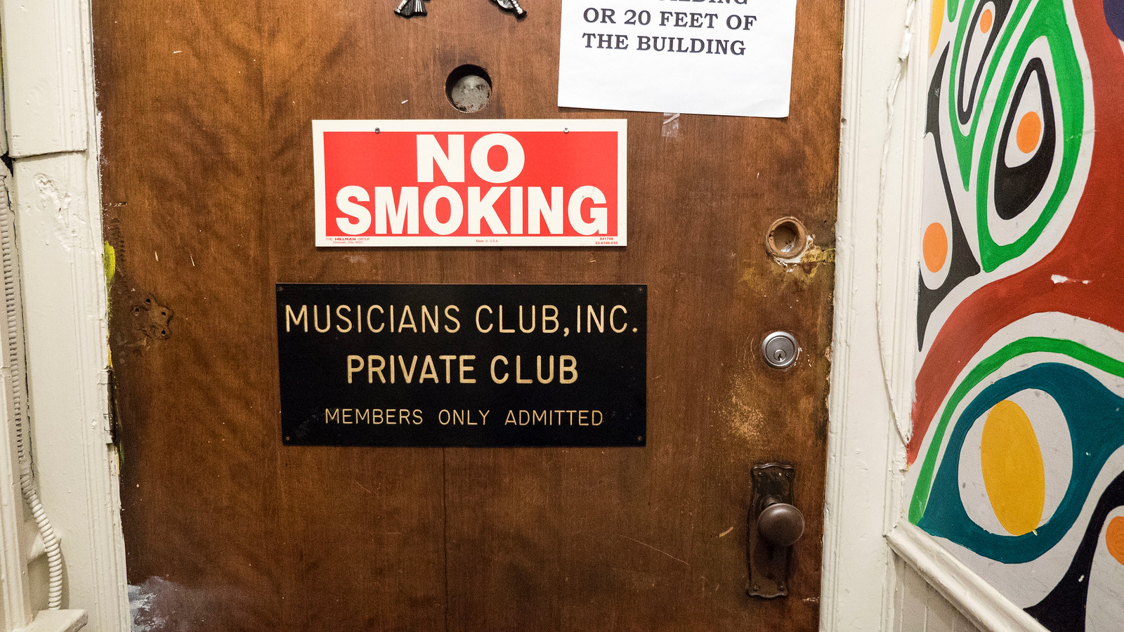 Colored Musicians Club