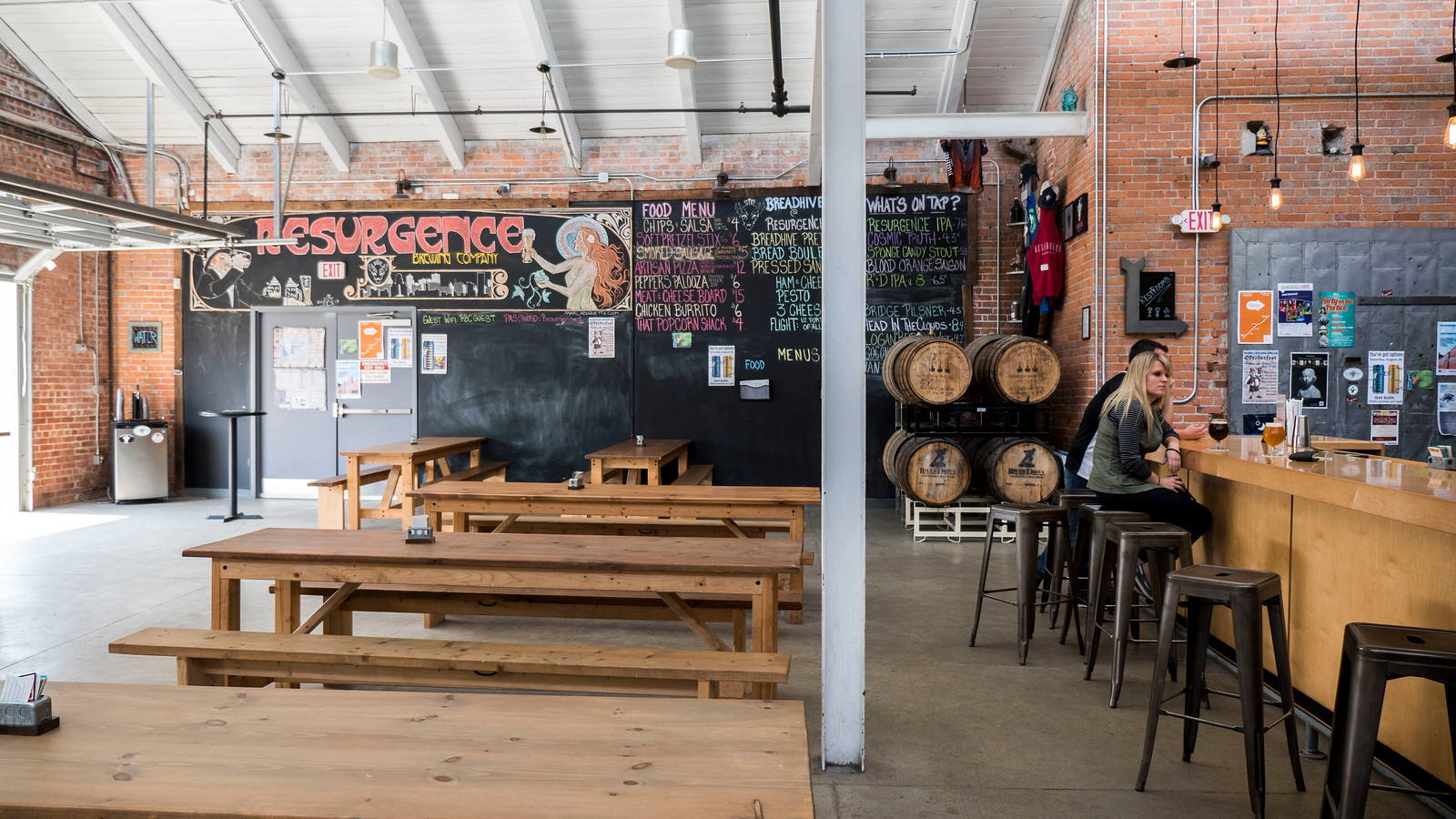 Discover Buffalo Breweries: A Guide for Beer Lovers - Resurgence Brewing Company