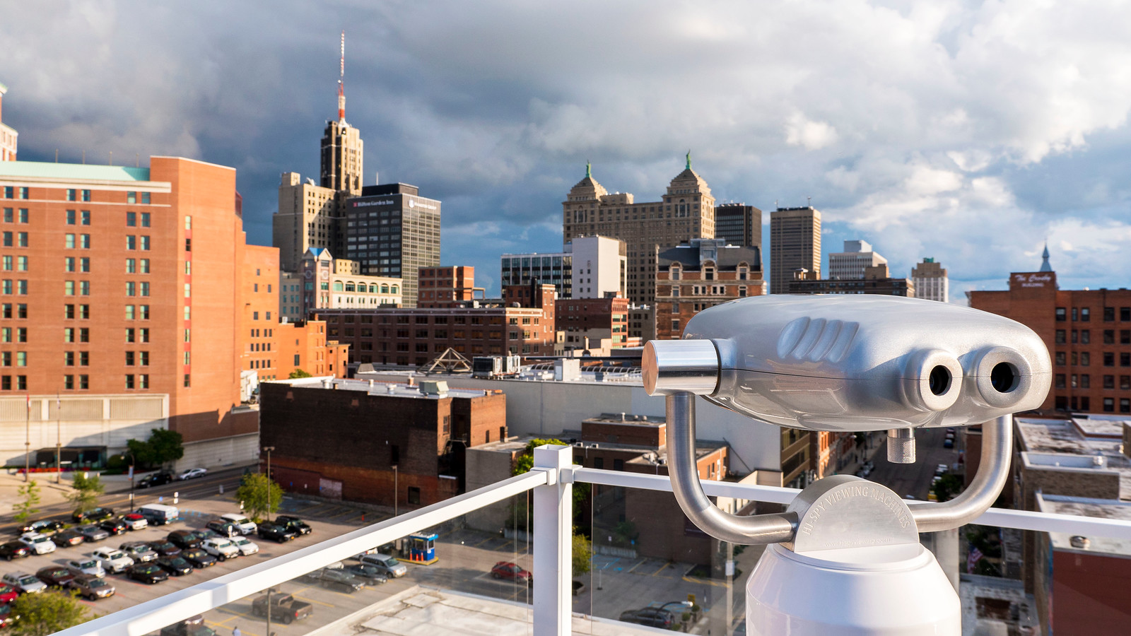 The Secret is Out: You Need to Travel to Buffalo