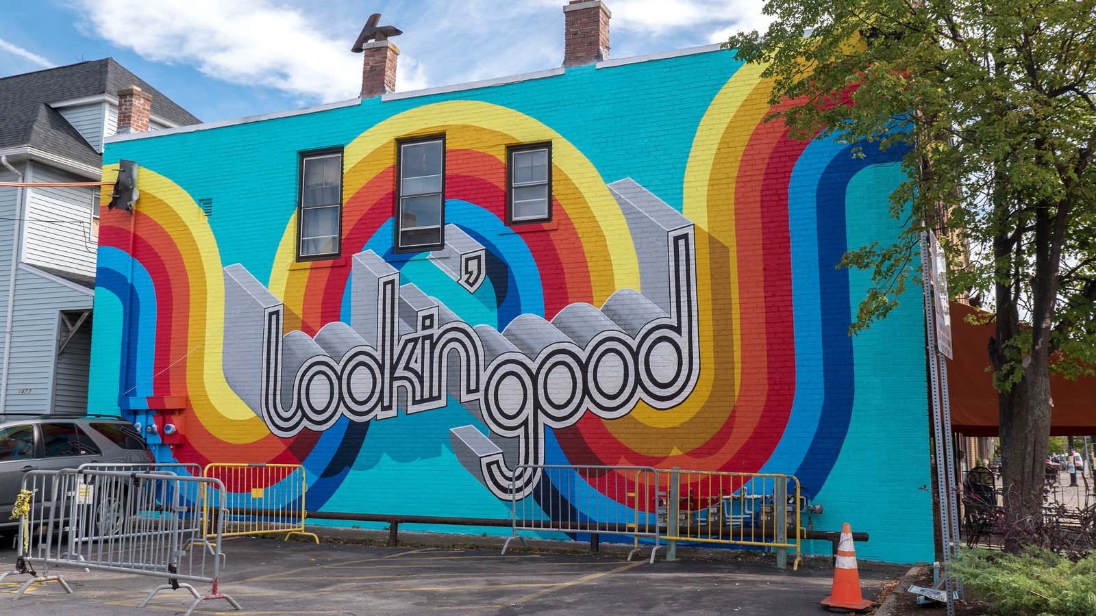 Where to Find Street Art in Buffalo and Niagara Falls, NY - Lookin Good