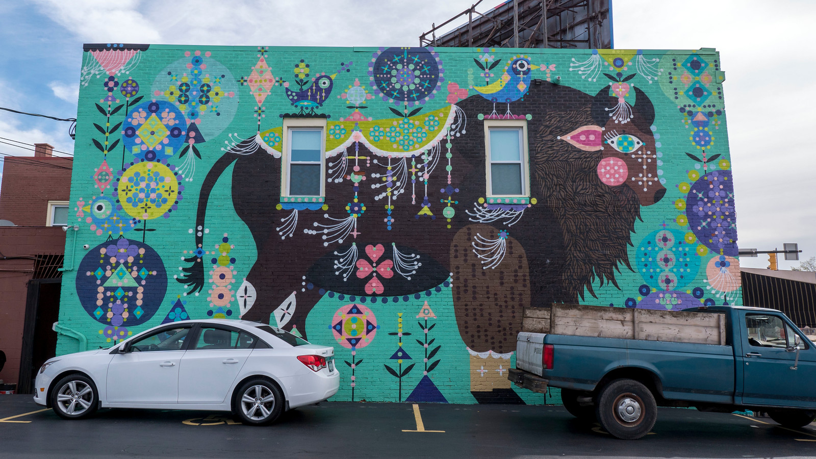 Where to Find Street Art in Buffalo and Niagara Falls, NY - Magic Buffalo