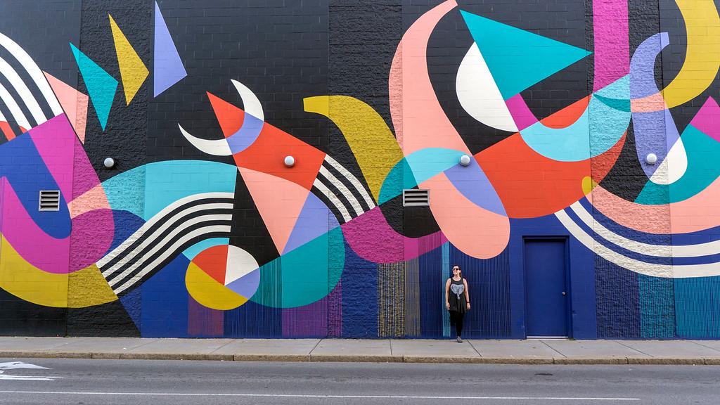 Fun things to do in Buffalo: Street art