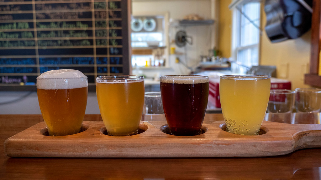 Twisted Rail Brewing - Finger Lakes breweries