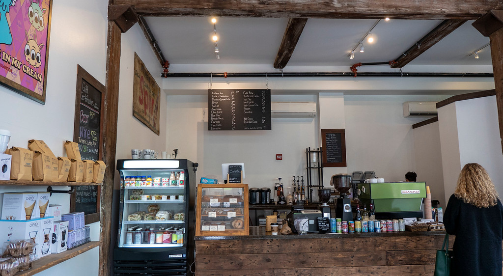 Dutchess County NY: Trax Espresso