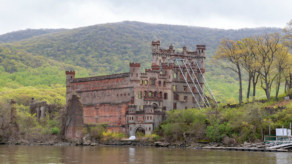 Fun Things to Do in Dutchess County NY: Bannerman Castle
