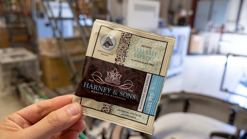 Dutchess County Itinerary: Harney & Sons Tea Factory