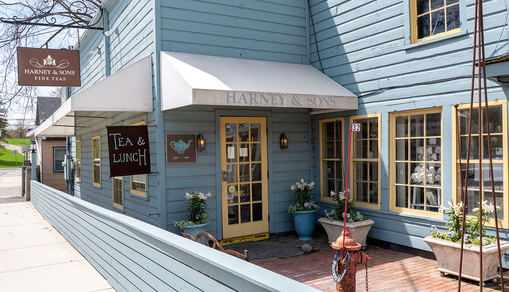 Harney & Sons Tea Room in Millerton - Vegan Dutchess County