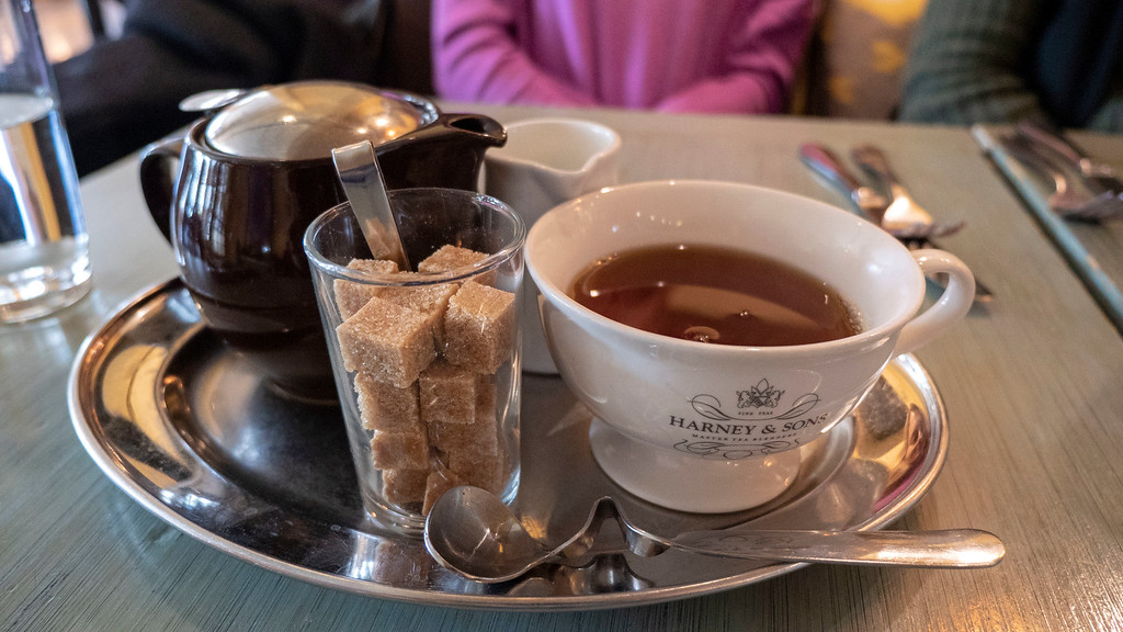 Dutchess County Restaurants: Harney & Sons Tea