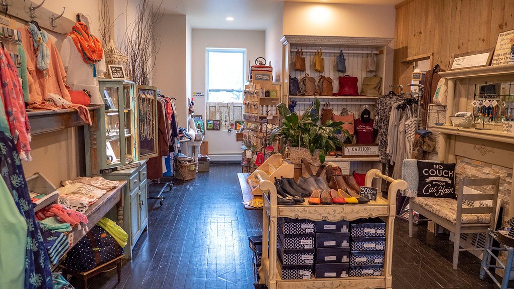 Living Eden Boutique in Red Hook, NY